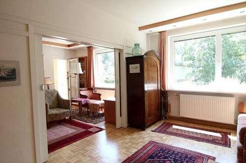 Ruhige helle 2-Zimmerwohnung mit großem Gemeinschaftsgarten nähe Schönbrunn