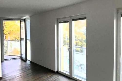 Attraktive 2 Zimmer Wohnung mit exklusiver Ausstattung und Loggia