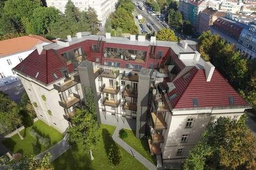 ERSTBEZUG DG-Maisonette mit Balkon und Loggia