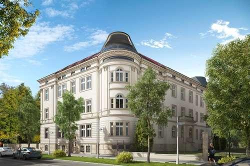 ERSTBEZUG DG-Maisonette mit Terrasse und Balkon
