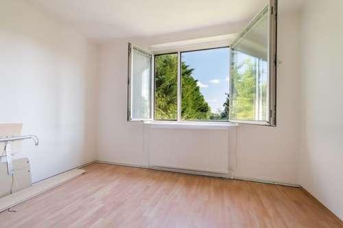 Neuer Preis! Günstige 4-Zimmer Familienwohnung - mit Garage und Grünblick!