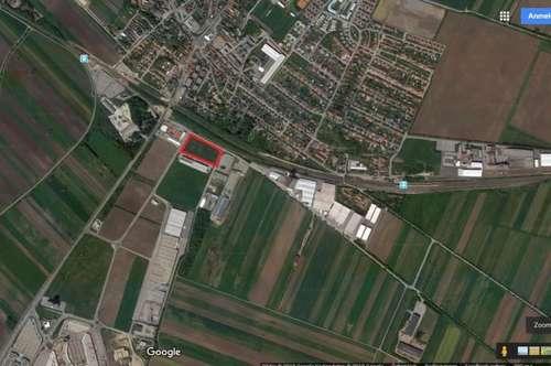 Industrie-/Betriebsbaugrundstück nähe A4.