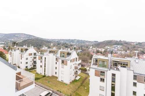 Dachgeschoss Penthouse mit toller Aussicht und Pool/Wellness/Waldzugang!