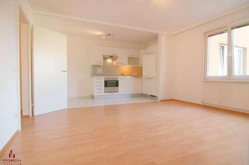 Ruhige 2 Zimmer hofseitig, ohne Gegenüber, 4.Liftstock