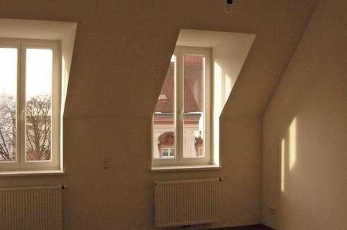 Helle 4-Zimmer-Galerie-Wohnung mit 2 Terrassen und Loggia