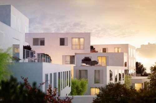 Neubau: Exklusiver Wohnkomfort in der Salzburger Altstadt – mit fantastischem Festungsblick