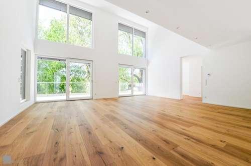 Bezugsbereit - moderne 4-Zimmer-Traumwohnung mit Parkblick in Nonntal