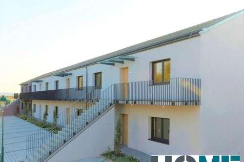 Top moderne Neubauwohnung mit großer Sonnenterrasse