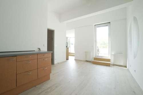 DG Wohnung/Büro mit Terrasse INKL. HEIZUNG mit optionalem Garagenabstellplatz!