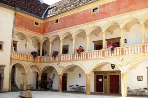 Bezauberndes Schloss in idyllischer Lage!