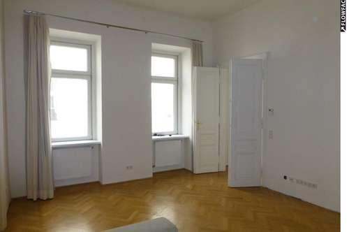 Freundliche, zentrumsnahe 3 Zimmer Altbauwohnung in 1080 Wien (5 Jahre Befristung)