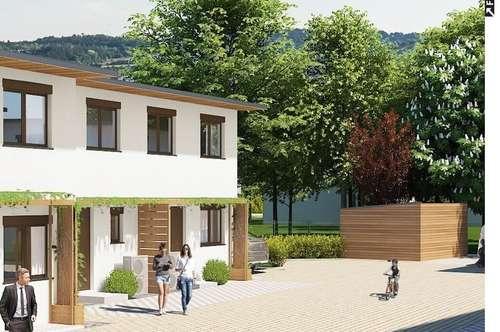 Holzrieden Perchtoldsdorf - Neubau Doppelhaus inkl. Keller ca. 180 m² Nutzfläche (Terrasse, Garten, 2 PKW Außenstellplätze)