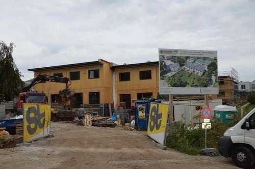 Perchtoldsdorf - Neubau Doppelhaus inkl. Keller ca. 180 m² Nutzfläche (Terrasse, Garten, 2 PKW Außenstellplätze)