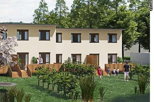 Holzrieden Perchtoldsdorf - Neubau Doppelhaus inkl. Keller ca.180 m² Nutzfläche (Terrasse, Garten, 1 PKW Außenstellplätze)