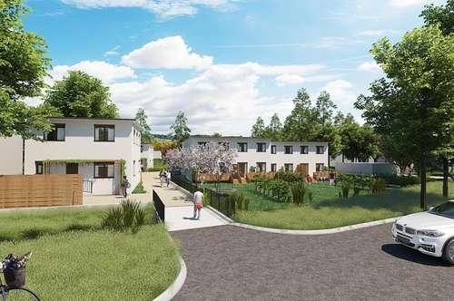 """""""Holzrieden"""" Perchtoldsdorf - Neubau Einzelhaus 141,21m² Nutzfläche (Terrasse, Garten, Schuppen, 2 PKW Außenstellplätze)"""