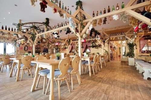 Beliebtes Ausflugslokal inklusive Inventar in stark frequentierter Lage am Wienerwald