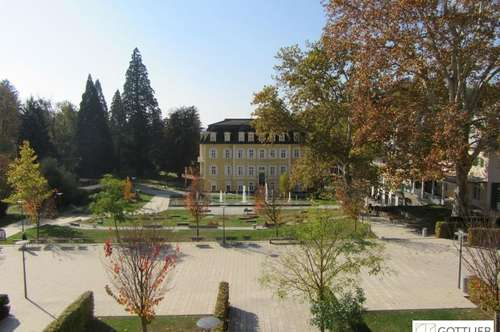 Umfassend sanierte 4-Zimmer-Altbau-Wohnung mit großzügiger Terrasse im Zentrum Bad Gleichenberg