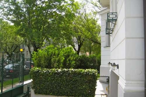 Gersthofer Cottage! Südseitige 3,5-Zimmer-Beletage mit sonnigem Balkon