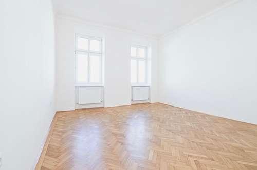 Erstbezug in Stockwerkslage! Umfassend sanierte Studio-Altbau-Wohnung in absoluter Ruhelage
