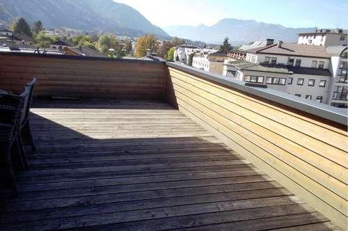 WÖRGL: 3 Zimmerwohnung Dachterassenwohnung/ Maissonettenwohnung