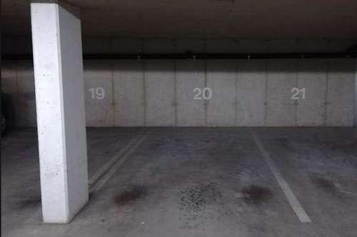 Wörgl: TIEFGARAGE Autoabstellplatz zu vermieten