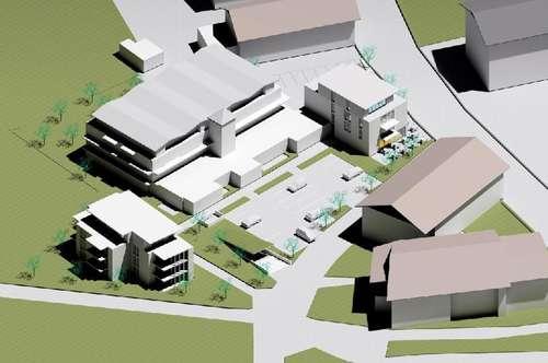 Projekt POSTPARK Ebbs - Gewerbefläche zu verkaufen