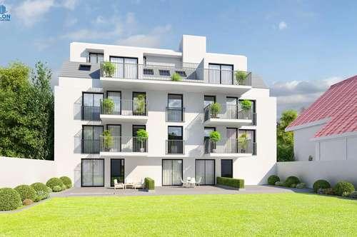 BAUTRÄGERLIEGENSCHAFT! Baugrundstück mit Baubewilligung für 14 Wohnungen nähe U2 Seestadt!