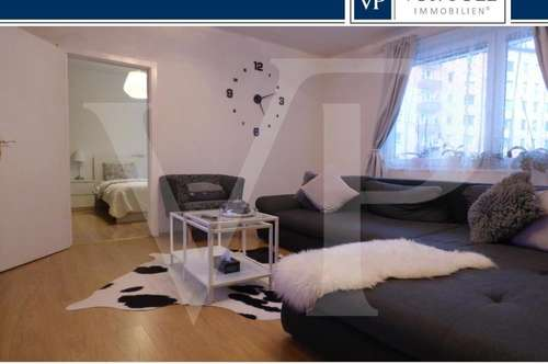 Helle 2-Zimmerwohnung
