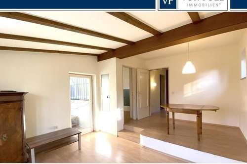 2-Zimmerwohnung mit Flair in Nonntal