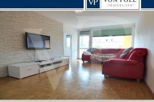84m² große 3-Zimmerwohnung