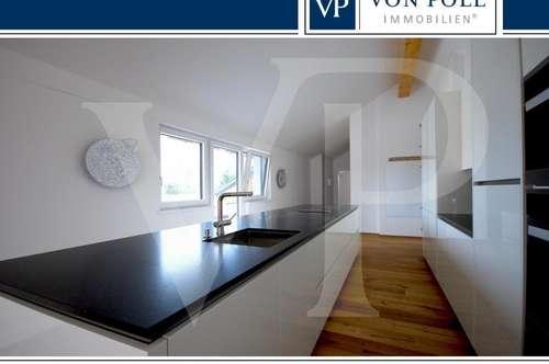 Das komplette Obergeschoss für sich allein! Penthousewohnung mit vielen Extras! - Wals