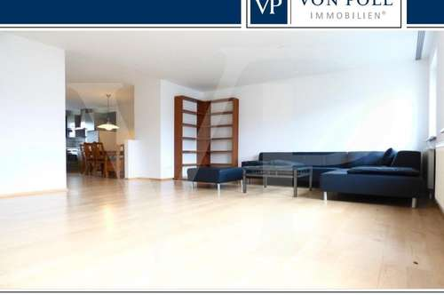 4-Zimmer-Maisonettewohnung mit Terrasse!