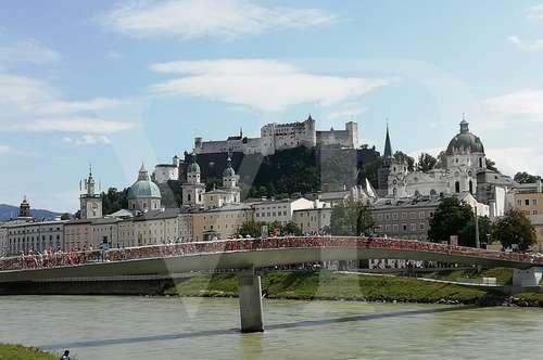 So schön kann Salzburg sein!  Natur, Wandern und Altstadtfeeling!