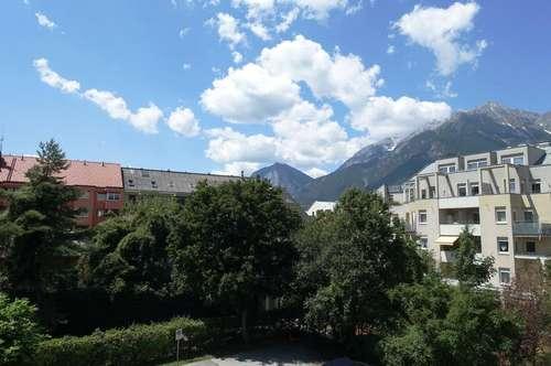 Innsbruck-WILTEN: Großzügige und helle 3-Zimmer-Wohnung mit Balkon - ab sofort