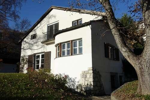 Gartentraum! Einfamilienhaus mit phantastischer Aussicht in Innsbruck-HÖTTING
