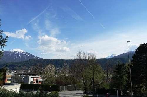Innsbruck-ALLERHEILIGEN: Sonnige 2-Zimmer-Wohnung mit Balkon und Garten