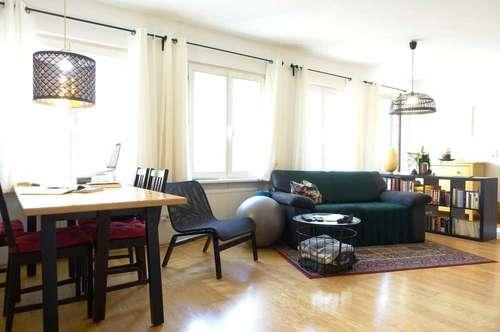 Innsbruck-ALTSTADT: Ansprechende und helle 2-Zimmer-Wohnung - ab 1. Mai 2019 (oder früher)