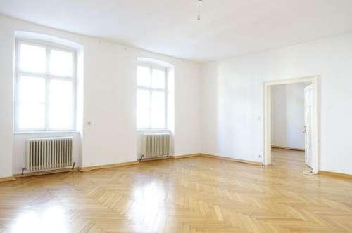 WILTEN: WG geeignete 4-Zimmer-Altbauwohnung mit Südbalkon