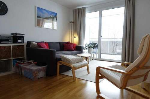 2-Zimmer-Wohnung mit Terrasse und TG-Abstellplatz