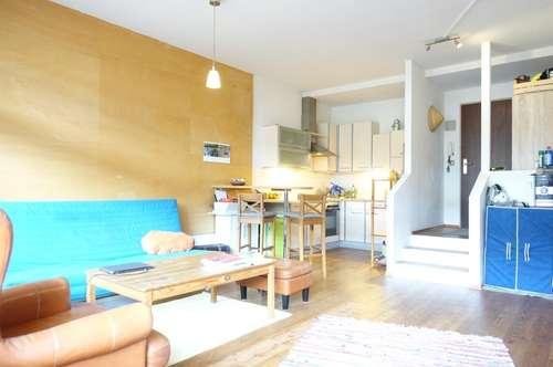 Ruhige und helle 1-Zimmer-Wohnung mit Sonnenterrasse in Innsbruck-Kranebitten
