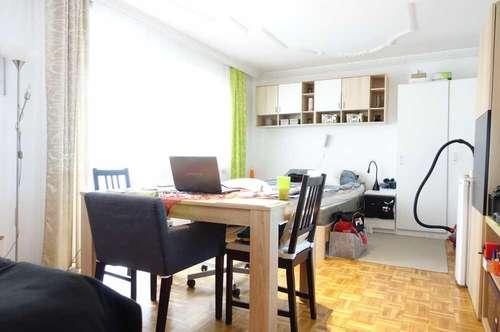 Terrassentraum! Ruhige 1-Zimmer-Wohnung mit großer Terrasse und TG-Abstellplatz in Innsbruck-ARZL