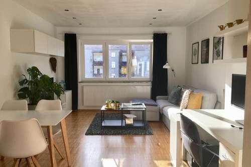 Innsbruck-WILTEN: Attraktive 2-Zimmer-Wohnung mit Frühstücksbalkon ab 15. Juli 2019!