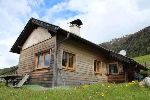 Ferienhütte zur Miete auf ca. 1.300 Höhenmeter