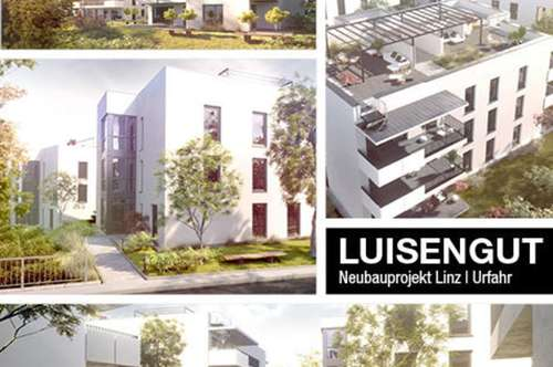Erstbezug | Luisengut | Neubauprojekt | Linz - Urfahr