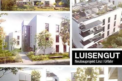 Erstbezug | Luisengut | Linz - Urfahr | mit großer Dachterrasse