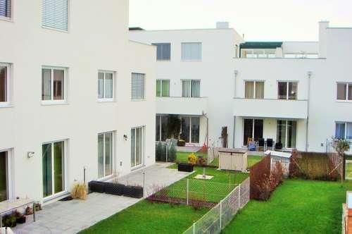 Gartenwohnung in Leonding   3 - Zimmer mit Top - Küche