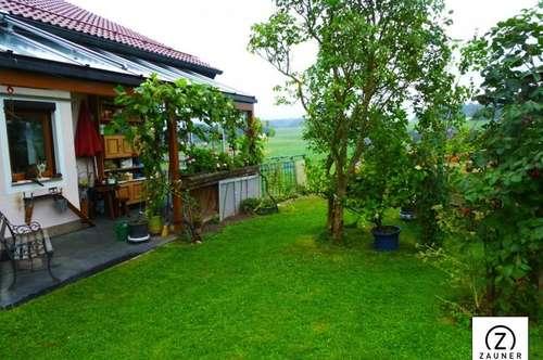 Obertrum: Ruhig gelegene 3-Zi-Wohnung mit Gartenmitbenützung