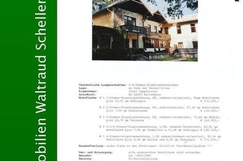 2-Zimmer-Eigentumswohnung in der historischen Villa Brahms