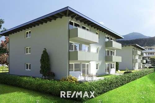 NEUWERTIGE 2 er WG geeignete Wohnung mit Balkon