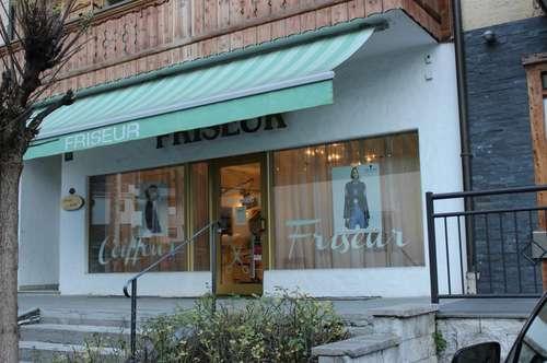 Friseursalon für Jungunternehmer - Sofortstart mit bestehenden Kundenstock möglich!
